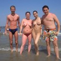 Nudist Beach Fun  - 16