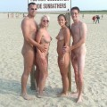I love the nudist beach