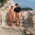 I Love the Nudist Beach  - 42
