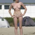 Totally Nude at the Beach - 43