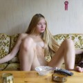 Hot young amateur russian teen nude girl