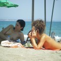 TEEN ON NUDIST BEACH SET **** Young Teen Girl FKK  - 18
