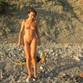 The naked beach 353