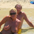 PikoTOP - Topless top girls at beach - 20