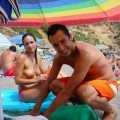 PikoTOP - Topless top girls at beach - 32