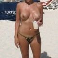 A Beauty on Holiday - Nude Beach - 47