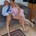 Young ballerina gets fucked by an older man