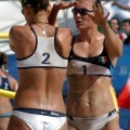 Cameltoe beach volley