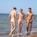 I love being nude - beach