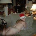 Naked girls mix merry chrismas