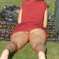 A selection of beautiful upskirt moments