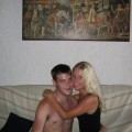 Amateur young couple
