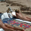 Beach Naturist photos - 21