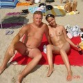 Nudist naturist collection
