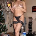 What a nice christmas gift blonde serie 39