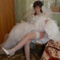 Bride and wedding pics - just married