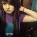 Emo with big boobs and masturbation self pics