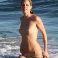 Small Boobies at Nudist Beach  - 23