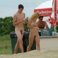 A good nudist beach makes me horny