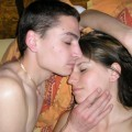 Nhot and naked girlfriend