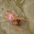 Young girls naked on the beach - 45