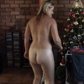 Chubby australian wife does it all