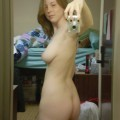 Selfshots - big booooobs