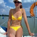 Amateur nice wife on nude beach - 5