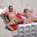 Nudist couple, young lovers fkk - 13