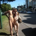 Nudist couple, young lovers fkk - 15