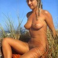 Vintage photos with nudist girls - 19