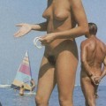 Vintage photos with nudist girls - 44
