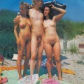 Vintage photos with nudist girls - 49