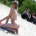 Nude girls by the river - 21