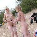 Nude girls by the river - 18