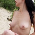 Nude girls by the river - 17