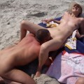 Beach sex orgy - 7