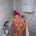 Girls in bath 47