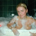Girls in bath 43