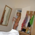 Sexy blonde and her pics from beach and hotelroom - 131