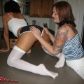 Raven riley met a friend