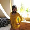 Cindy - amateur teen in yellow undies
