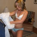 Kimmy - very hot and young blonde girlfriend