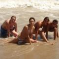 Romanian Beach - 3
