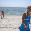 Licking lesbians on beach - 15