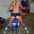 Cycle girl get fucked