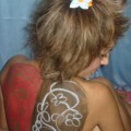 Russian girls home bodyart