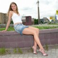 Lovely russian girl olga from saint petersburg - p
