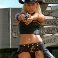 Blonde cowgirl sophie moone