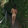Naked outdoor